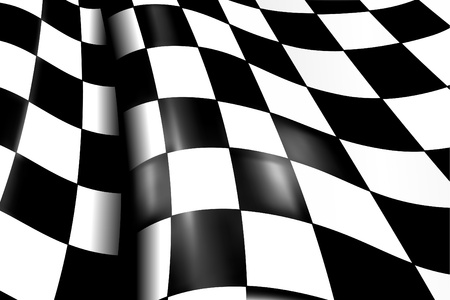 Sports Checkered Background