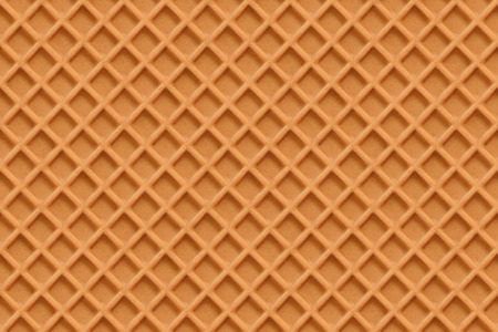 Photo for Waffles, seamless texture vector - Royalty Free Image