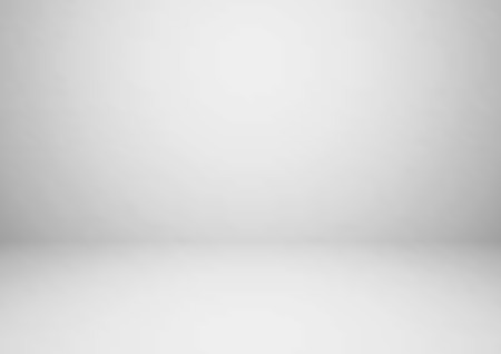 Illustration for Empty gray studio room vector background. Can be used for display or montage your products - Royalty Free Image