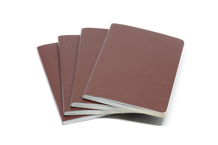 Brown Leather notebooks