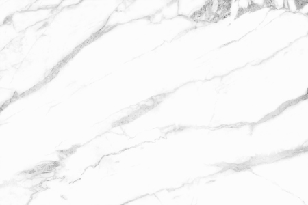 Foto de White marble texture in natural pattern with high resolution for background and design art work. White stone floor. - Imagen libre de derechos