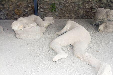 Photo pour Pompei, Italy. - image libre de droit