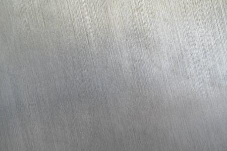 Foto für Scratched metal texture, Brushed steel plate background - Lizenzfreies Bild