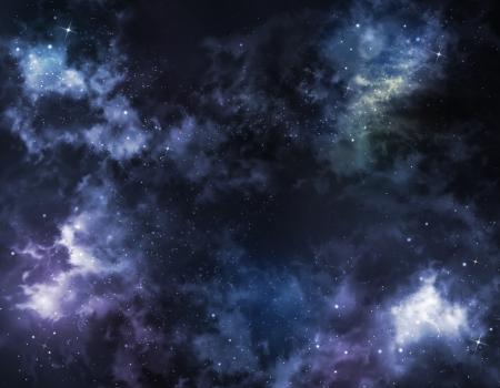 Space Cloud Burst