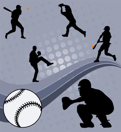baseball - vector