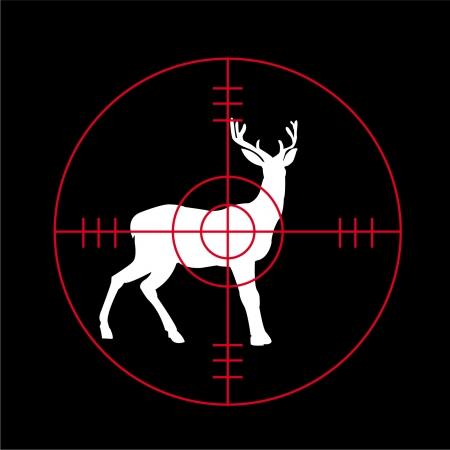 hunting season - vector