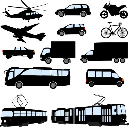 Photo for transportation - vector - Royalty Free Image