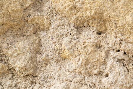 Photo pour Background of texture in a wall in Medina Azahara. - image libre de droit