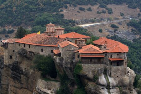 Monastery of Meteora Greece