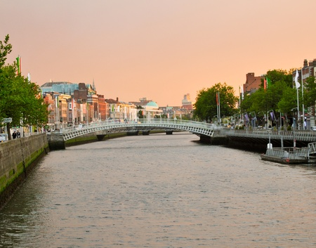 the city of dublin in ireland