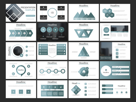 Illustration pour Blue abstract triangle annual report Brochure design template vector. Business Flyers infographic magazine poster.Abstract layout template ,Book Cover presentation portfolio. - image libre de droit