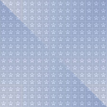 Abstract seamless decorative background blue