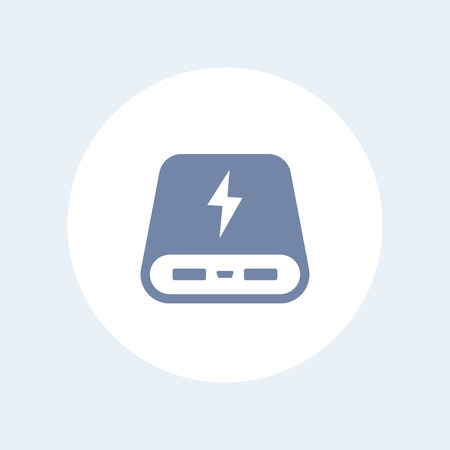 portable charger logos