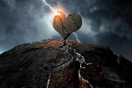 Photo pour Heart desease or attack - image libre de droit