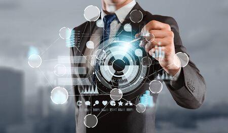 Photo pour Innovative technlogies for your business - image libre de droit