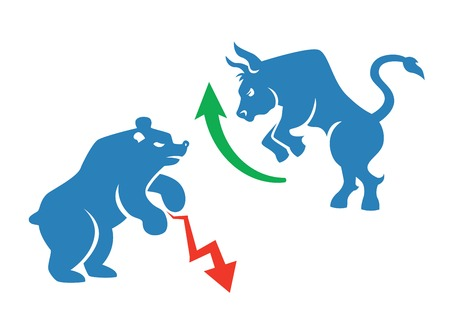 stock market icons