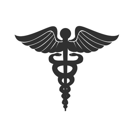 Ilustración de Medical sign vector illustration - Imagen libre de derechos