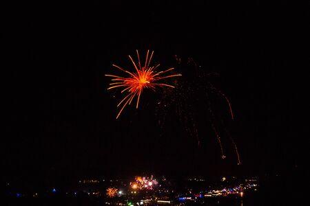 Arambol New Year Goa Pattaya International Fireworks Festival.