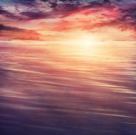 Where Sky Meets Sea