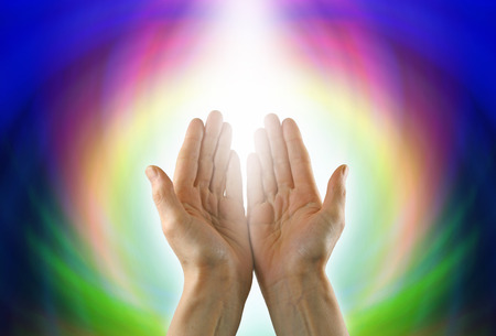 Healing Hands and Circle of Light