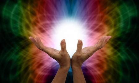 Healer Sending Distant Healing