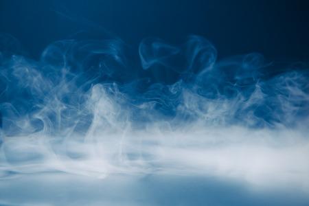 Photo pour smoke background and dense fog - image libre de droit