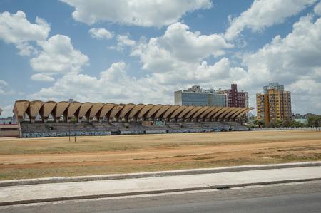 Foto per Havana old stadium - Immagine Royalty Free