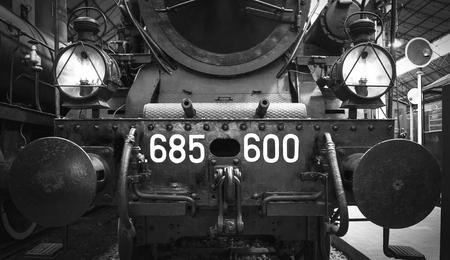 Foto per Vecchia locomotiva - Immagine Royalty Free