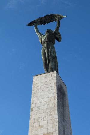 Budapest liberty monument