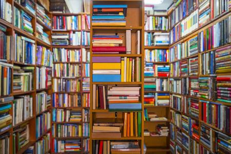 Foto de Book store - Imagen libre de derechos