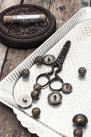 instruments for sewing