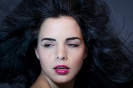 schwarze frauen hairy closeup pic