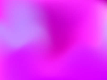 Illustration for Holographic background. Bright, smooth mesh with a blurry futuristic pattern. Trendy advertising vector. Intense holographic spectrum gradient for printing products, covers. - Royalty Free Image