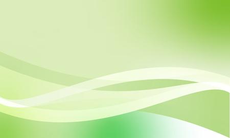 Ilustración de The abstract green  vector  nature eco  modern content. - Imagen libre de derechos