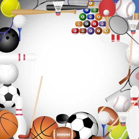 Framework of the sports collection