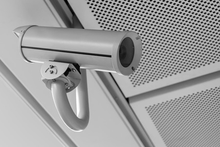 Security camera inspection. Used to record the events of Halo.