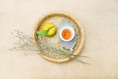 Tangerine peel Puer tea