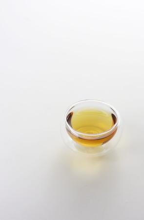 Translucent black tea