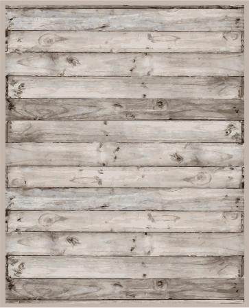 Illustration pour wood plank background  - image libre de droit