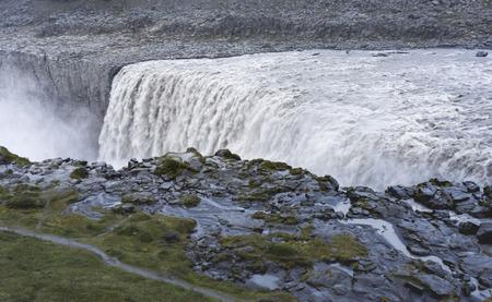 La force de l'eau, Dettifoss