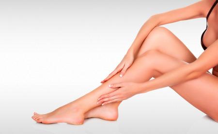 Photo pour Beauty and skin care concept - image libre de droit