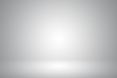 Photo pour Grey gradient abstract background / gray room studio background / dark tone / for used background or wallpaper. - image libre de droit