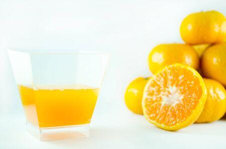 Photo pour Orange   Juice - image libre de droit
