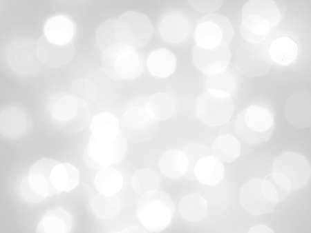 Photo pour white and colorful bokeh abstract lights with soft light use as background, blur wall, macro. - image libre de droit