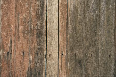 Photo pour Vintage Old wooden wall background. - image libre de droit