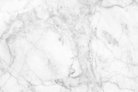 Foto de White gray marble patterned natural patterns texture background. - Imagen libre de derechos