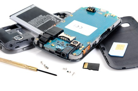 mobile repair, mobile disassembly by engineer