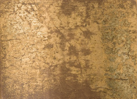 old brass plate texture background
