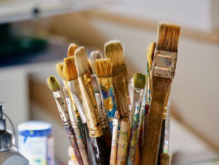 Foto de Brush, paint, artistic. - Imagen libre de derechos