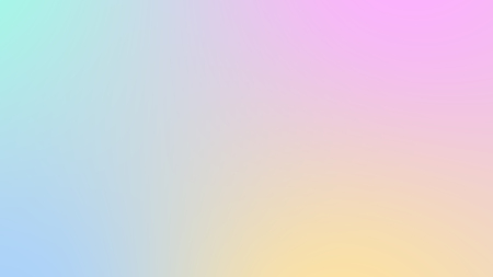 gradient of pastel color, soft color use for business presentation or desktop wallpaper blurred abstract background